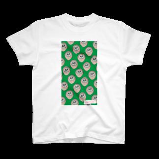 minasのフクロウさん T-shirts