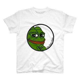 サンタルヌーのPEPE-BIG T-shirts