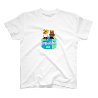 ラブアンドピース T-Shirt