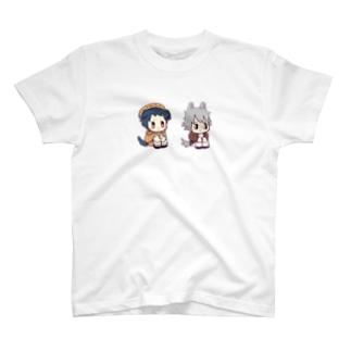 けものたんてい Tシャツ T-Shirt