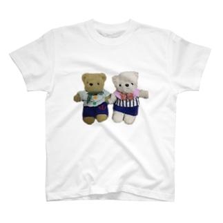 ヒロとユキの夏服 T-shirts