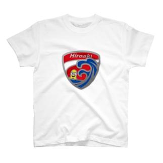 パ紋No.2994 Hiroaki T-shirts