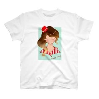 コーラTシャツ T-Shirt