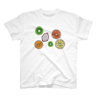 フルーツ盛り合わせ T-Shirt