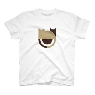 ネコる〜ぷ T-shirts