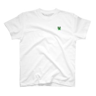ケロッパTシャツ(ワンポイント) T-shirts