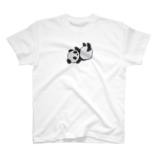 コロンパンダ T-shirts