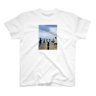 青春バレーボール T-Shirt