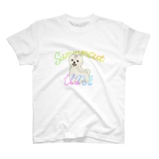 サマーカットうに T-shirts