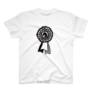 リボン T-shirts