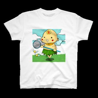 ポイン@仮想中毒のポイン@ハイパーニート T-shirts