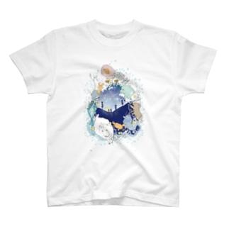 星座リース T-Shirt