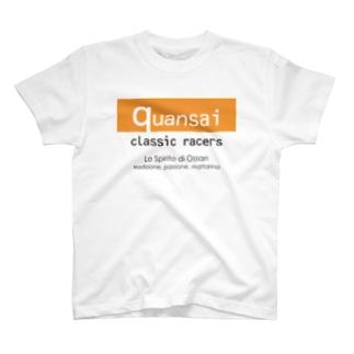 関西クラシックレーサーズ T-shirts