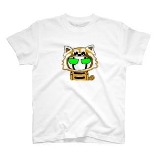 BK レッサーVrビケ T-shirts