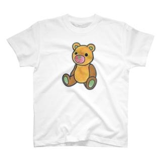 くまおくん T-shirts