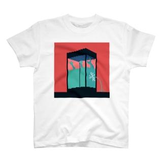 水槽と中身 T-shirts