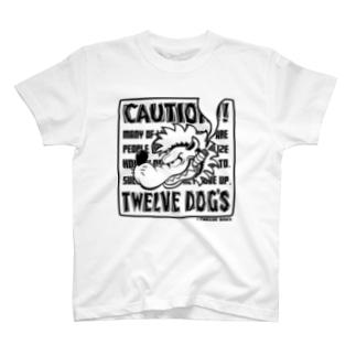 ワイルド ドッグ T-shirts