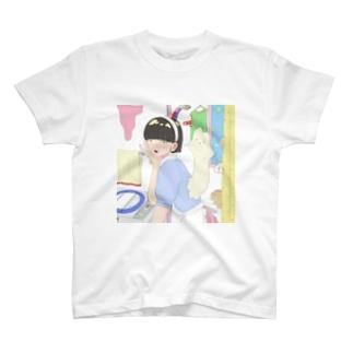 美羽 T-shirts