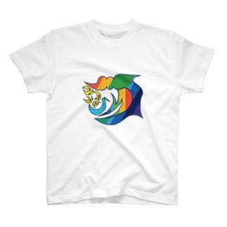 うぇ~ぶ T-shirts