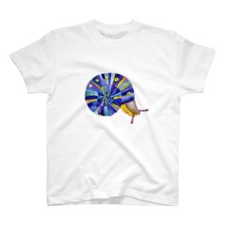 虹のマイマイ T-Shirt