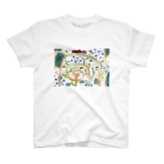 ジンロード T-Shirt