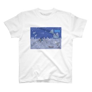 星集め T-shirts
