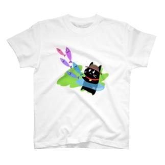 るりねこT T-shirts