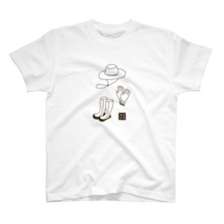 今日も農作業 T-Shirt