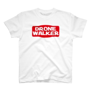 DRONE WALKERロゴグッズ T-shirts