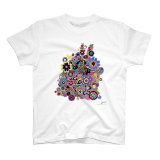 冥土の兎 裏地編 T-shirts