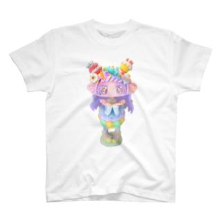 こーでりあTシャツ。 T-shirts