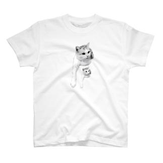 にひきのみゅう T-shirts
