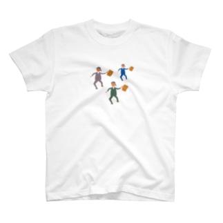 Drunken man / 酔っぱらいおじさん T-shirts