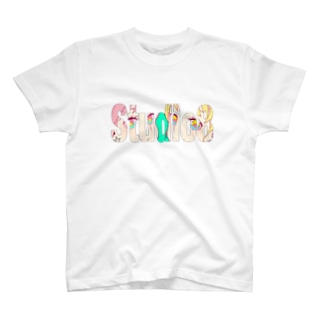 Studio8 TシャツC T-Shirt