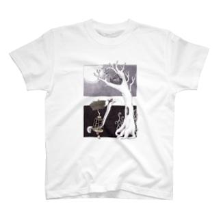 鳥かごさん T-shirts