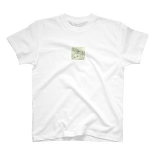 鳥獣人物戯画 T-shirts