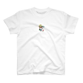 ぱぱ T-shirts