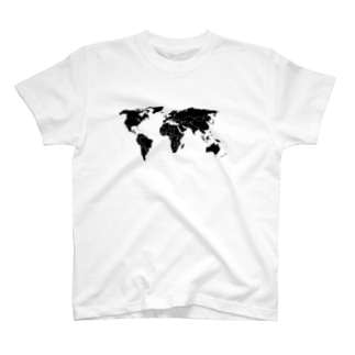 The Earth T-shirts