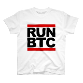 RUN BTC T-shirts