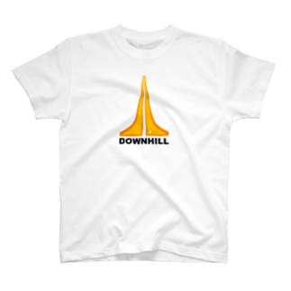[DOWNHILL] Type A T-shirts