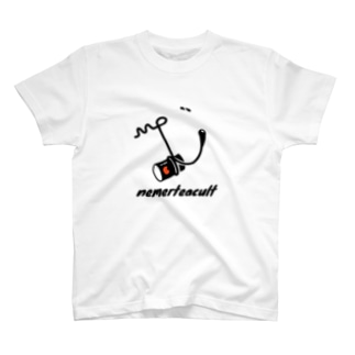 nemerteacultロゴ(トマト) T-shirts