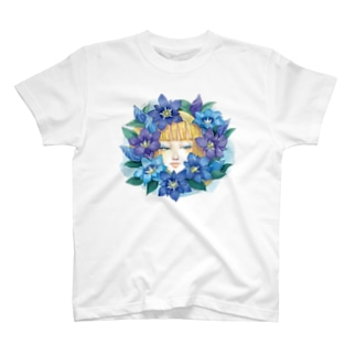 りんどう T-shirts