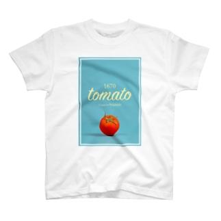 1670『トマト』 T-Shirt