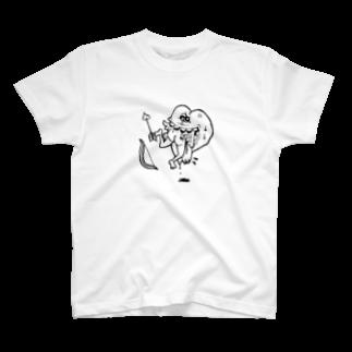 1104の天食心 T-shirts