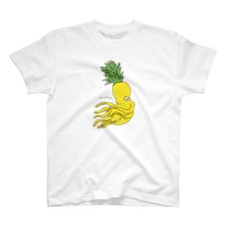 オクトパイン T-shirts