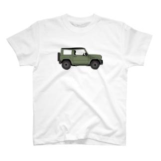 あなたのジムニーで作ります! T-Shirt
