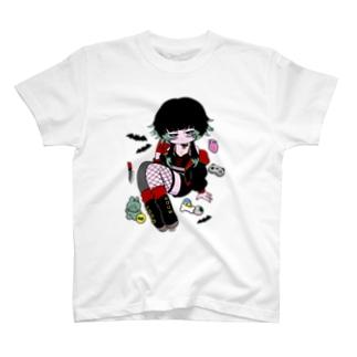 HIZGIデザイン人生つみこ2周年記念Tシャツ T-Shirt