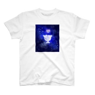 こころ、うつわ T-Shirt