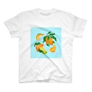 Franke Cihi - Mango Meltdown T-Shirt