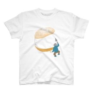 左官屋さんのマリトッツォ T-Shirt